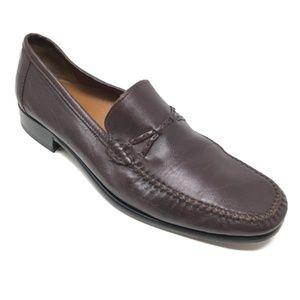 Men's Bostonian 26999 Loafers Dress Shoes Sz 10.5M